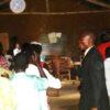 Worship service in Nigeria