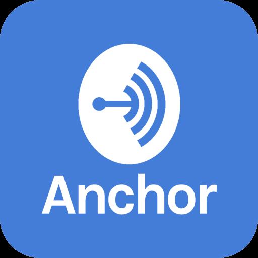 Anchor FM Icon Logo