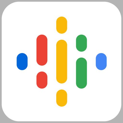 Google Podcasts Icon Logo